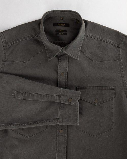 پیراهن کتان مردانه VK99163