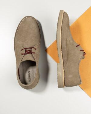 کفش مردانه VK100- خاکی (1)