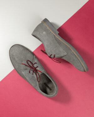 کفش مردانه VK100- طوسی (1)