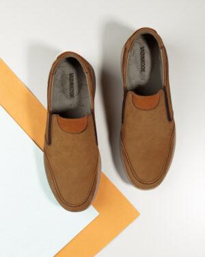 کفش مردانه VK103 - بادامی (1)