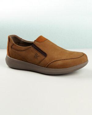 کفش مردانه VK103 - بادامی (5)