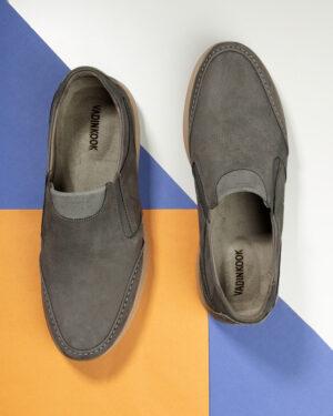 کفش مردانه VK103 - خاکستری تیره (1)