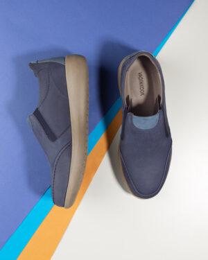 کفش مردانه VK103 - نیلی (1)
