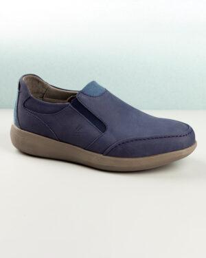 کفش مردانه VK103 - نیلی (5)