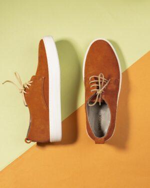 کفش مردانه VK105-دارچینی (1)