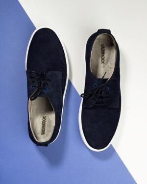 کفش مردانه VK105- سرمه ای (1)