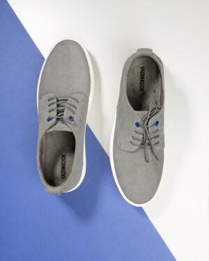 کفش مردانه VK105- طوسی (2)