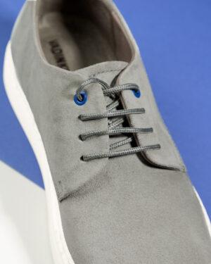 کفش مردانه VK105- طوسی (3)
