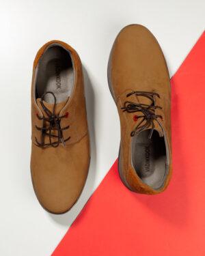 کفش مردانه VK108- بادامی (1)