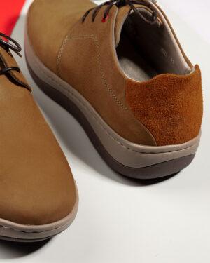 کفش مردانه VK108- بادامی (2)