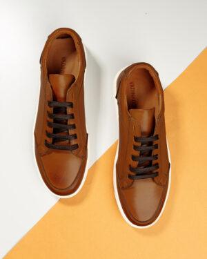 کفش مردانه VK203- قهوه ای (1)