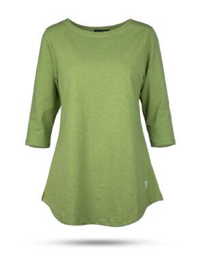 تیشرت زنانه 1306- سبز چمنی (1)