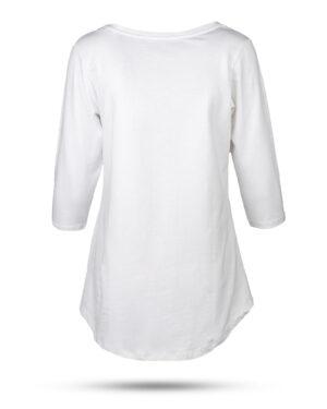 تیشرت زنانه 1306-سفید (1)