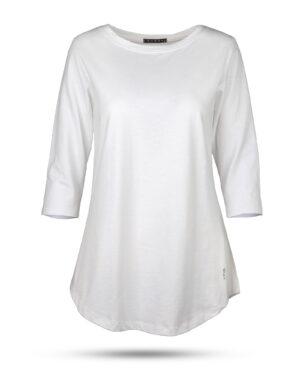 تیشرت زنانه 1306-سفید (2)