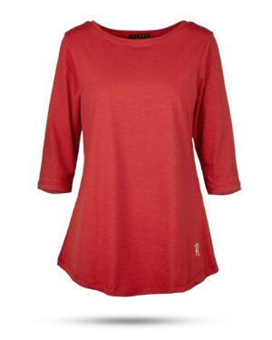 تیشرت زنانه 1306- قرمز (3)