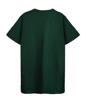 تیشرت مردانه 2001- سبز تیره (6)