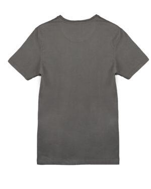 تیشرت مردانه R105- خاکستری (2)