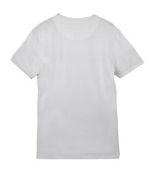 تیشرت مردانه R105- سفید (3)