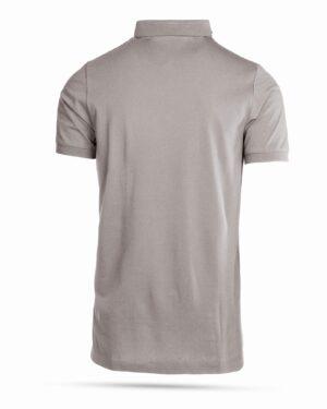 پلوشرت مردانه 0975- خاکستری محو (2)