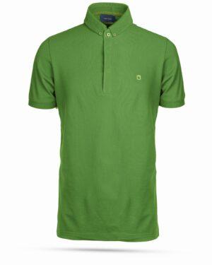 پلوشرت مردانه 0975- سبز چمنی (1)