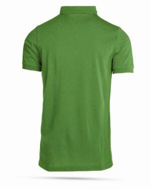 پلوشرت مردانه 0975- سبز چمنی (2)