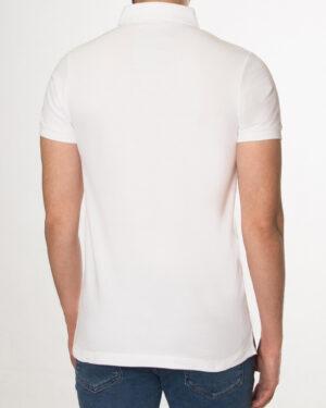 پلوشرت مردانه 0975- سفید (2)
