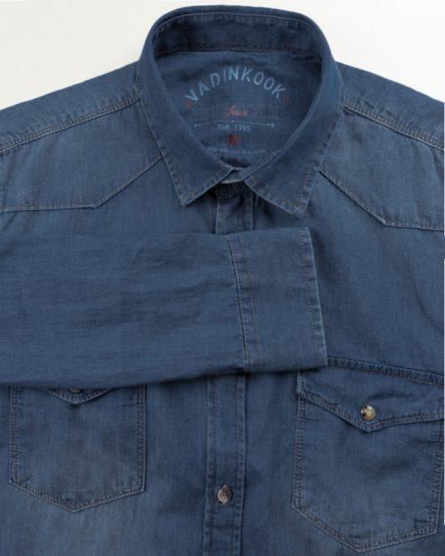 پیراهن جین مردانه VKJ348