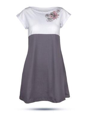 پیراهن زنانه 0797- دودی (4)
