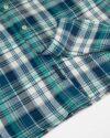 پیراهن چهارخانه مردانه vk991- سرمه ای (5)