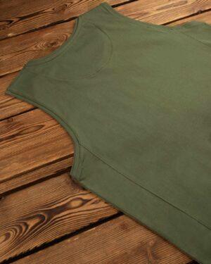 تاپ مردانه VKC135-T3- سبز ارتشی (3)