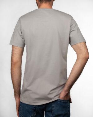 تیشرت اسپرت مردانه 99414- طوسی (2)