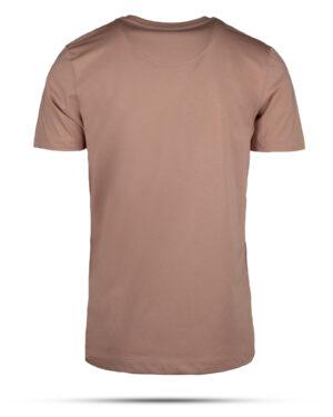 تیشرت مردانه 99415- هلویی سیر (2)
