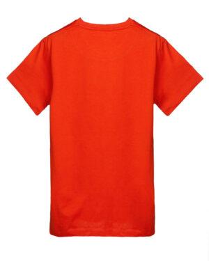 تیشرت مردانه vk98- قرمز نارنجی (3)