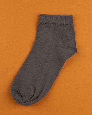 جوراب نخی S17- دودی (2)
