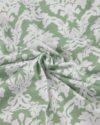 شلوار راحتی زنانه 0738- سبز کمرنگ (3)