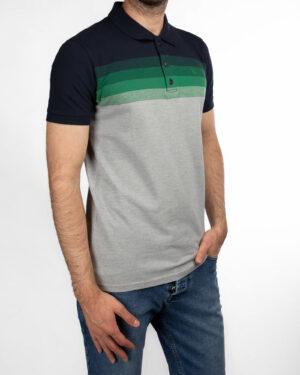 پلوشرت مردانه 3802- سبز (1)