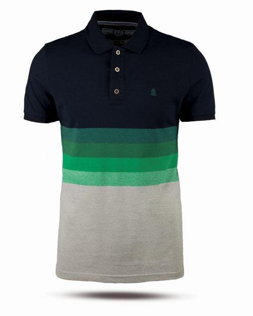 پلوشرت مردانه R135- سبز (1)