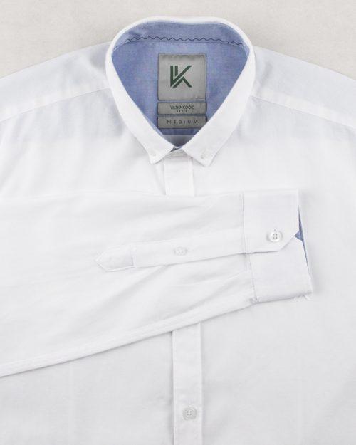 پیراهن مردانه 1020- سفید (3)