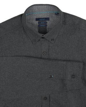 پیراهن مردانه VK9910- دودی (5)