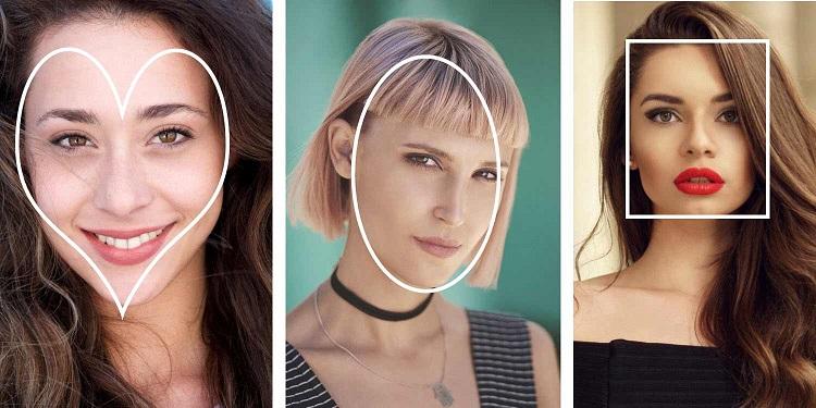 چگونه فرم صورتمان را تشخیص بدهیم؟