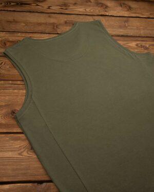 تاپ مردانه VKC135-T1- سبز ارتشی (2)