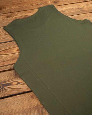 تاپ مردانه VKC135-T2- سبز ارتشی (2)
