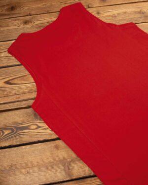 تاپ مردانه VKC135-T2- قرمز (2)
