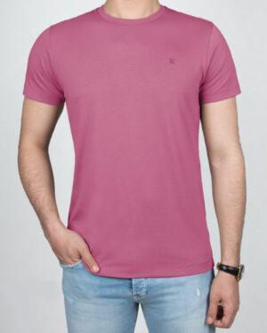 تیشرت بیسیک مردانه VKTI981101- کالباسی (1)
