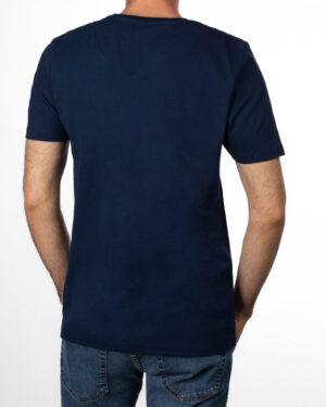 تیشرت مردانه R98-T7- سرمه ای (1)