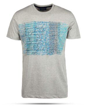 تیشرت نخی مردانه 2012- ملانژ (1)