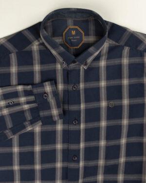 پیراهن مردانه چهارخانه 4408 (2)