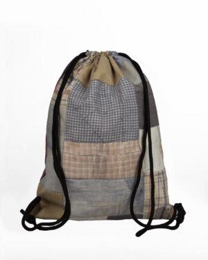 کیف ورزشی T12-N1- خاکی (2)