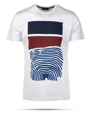 تیشرت اسپرت مردانه 1340-سفید (11)