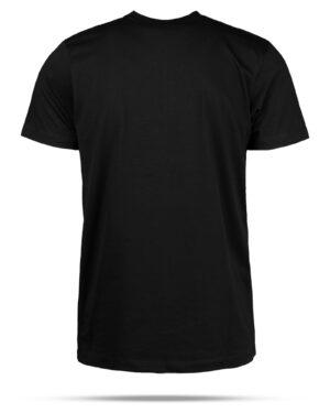 تیشرت طرح دار مردانه 2015- مشکی (2)